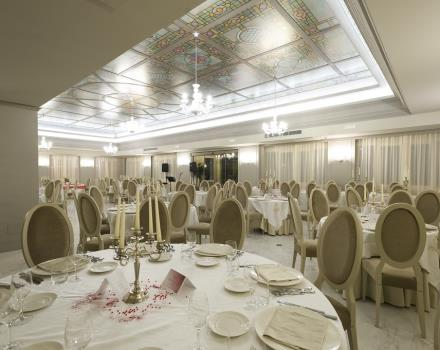 BW Plus Hotel Perla del Porto for your truly unforgettable events!