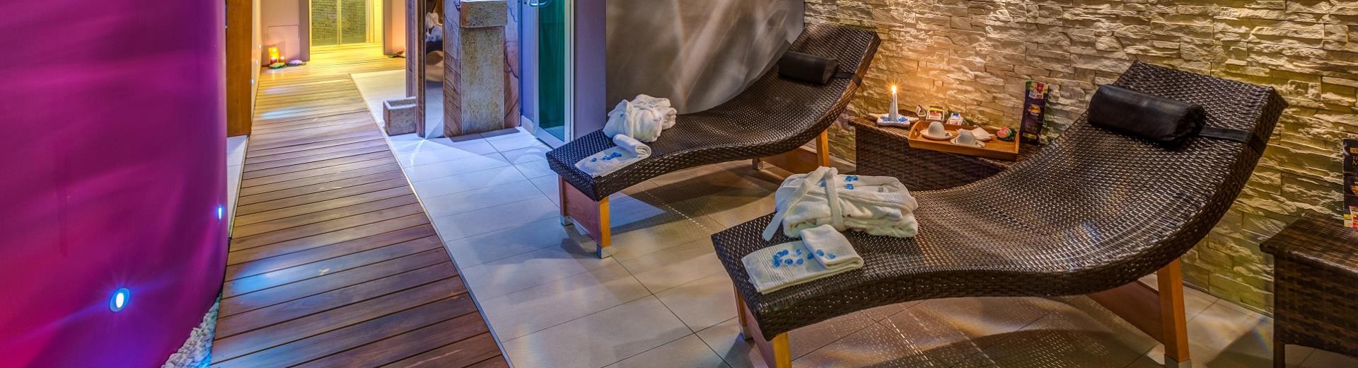 Centro Benessere e Spa La Fenice Catanzaro Lido - Hotel Perla del Porto