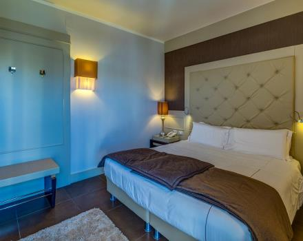 The Superior rooms of Best Western Plus Hotel Perla del Porto, 4 star hotel in Catanzaro are the ideal solution for a relaxing holiday