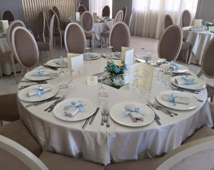 Call us for a reception memorable!