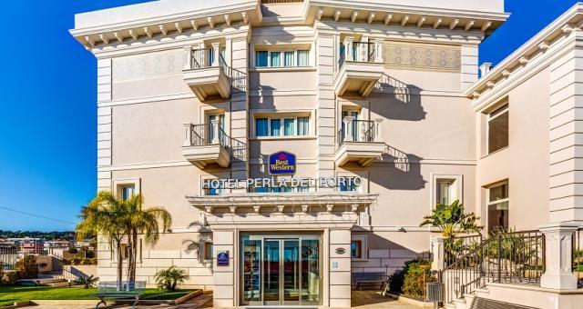 Hotel La Perla Del Porto Catanzaro Lido