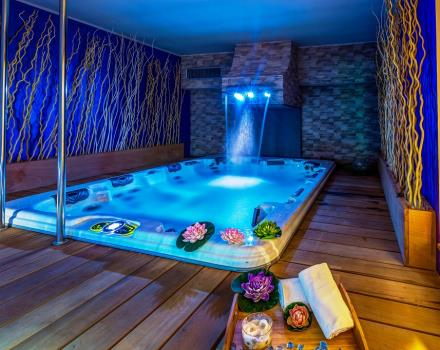 Check out our spa Ares and dive in!