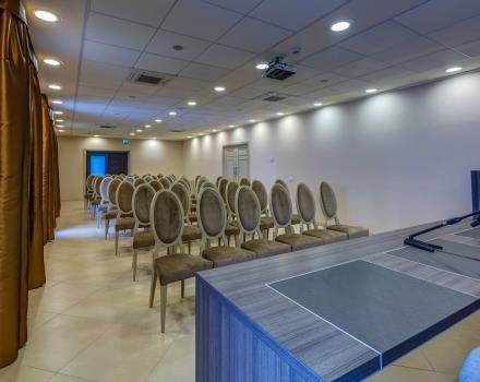 The Congress Centre to Catanzaro Lido Best Western Plus Hotel Perla del Porto is the ideal place for your meetings