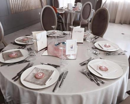 The restaurant L'olimpo is ready to amaze you and your guests