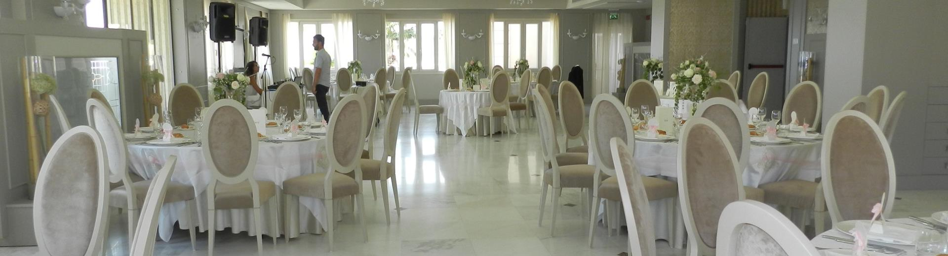 For your reception in Catanzaro Lido choose BW Plus Hotel Perla del Porto 4 stars