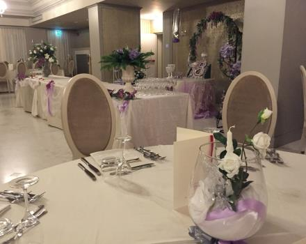 The Hotel Perla del Porto is at your disposal to organize your event with you to celebrate
