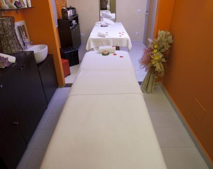 Choose your treatment and called the Hotel Perla del Porto!