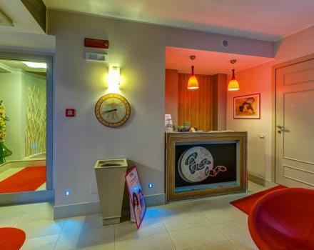 Best Western Plus Hotel Perla del Porto, 4 star hotel in Catanzaro Lido, has a spa inside