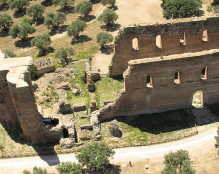Best Western Plus Hotel Perla del Porto, 4 star hotel in Catanzaro, is the ideal location to visit the Archaeological Park of Scolacium