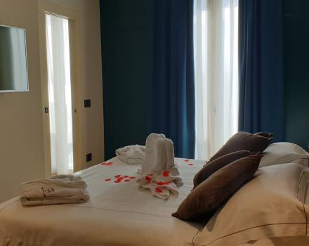 Book a luxury stay in Catanzaro: choose the Royal Suite at the BW Hotel Perla del Porto