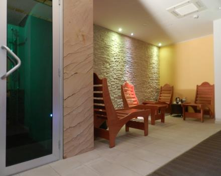 Relax at the Spa La Fenice at the BW Hotel Perla del Porto!