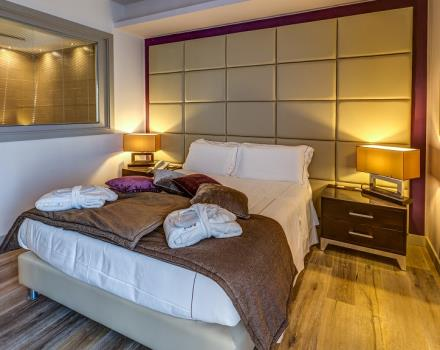 The suites at the Best Western Plus Hotel Perla del Porto, 4 star hotel in Catanzaro, is ideal for a stay full of comfort