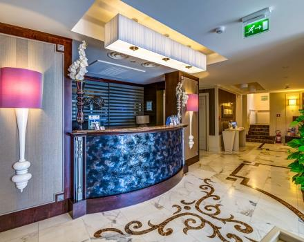 Best Western Plus Hotel Perla del Porto, 4 star hotel in Catanzaro is ideal for business and leisure stays