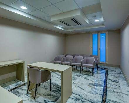 Best Western Plus Hotel Perla del Porto has meeting rooms of different sizes suitable for events and congresses in Catanzaro Lido