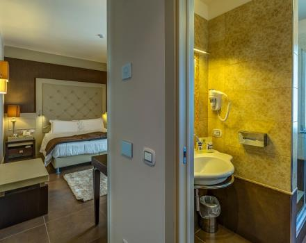 The superior 4-star hotel in Catanzaro Lido Best Western Plus Hotel del Porto offers numerous amenities for your stay
