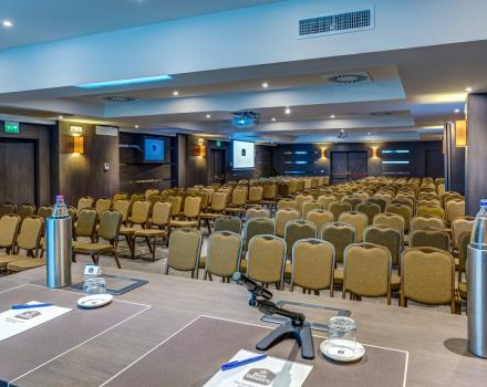 Best Western Plus Hotel del Porto offers a Conference Center ideal for business meeting